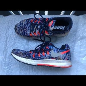 Nike Shoes - Nike Running Air Zoom Pegasus 33  849812-406 Sz 8